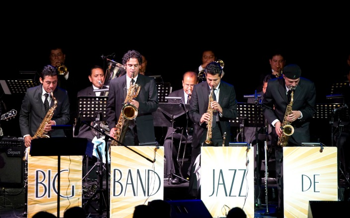 Big Band Jazz de México y Ana Victoria 02